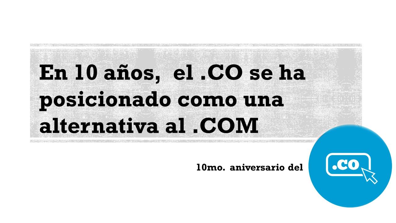 Comunicado .CO